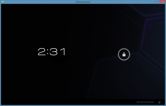 Exécuter Android sur Windows