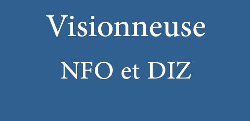 lire NFO et DIZ