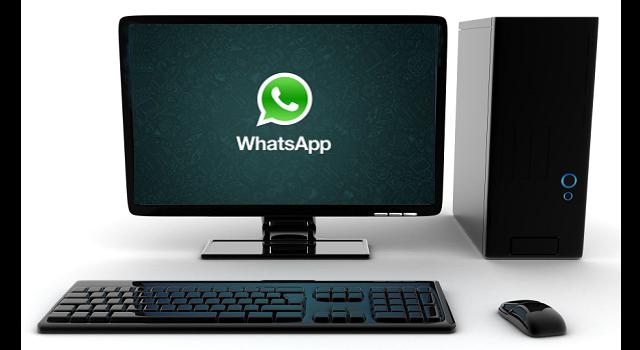 WhatsApp sur PC
