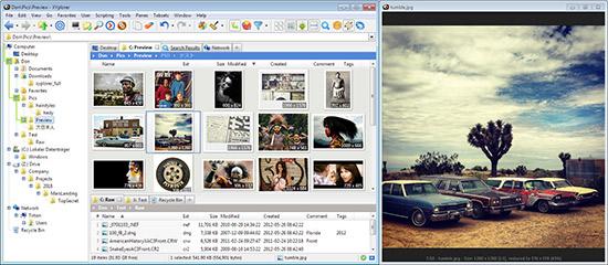 XYplorer Gestionnaire fichiers Windows
