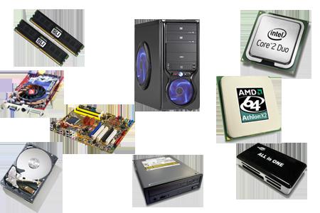 composants de l'ordinateur