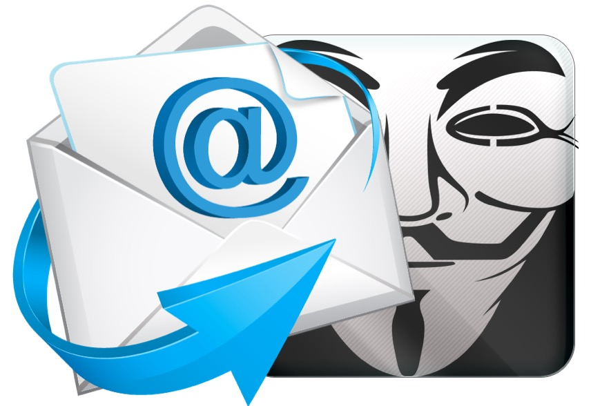 e-mails anonymes