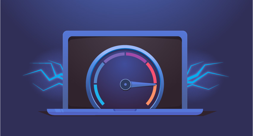 vitesse internet