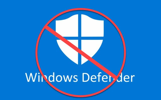 désactiver Windows Defender