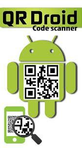 QR Droid lecteur code QR pour android