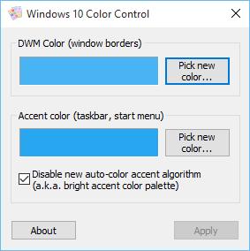 Windows-10-color-control