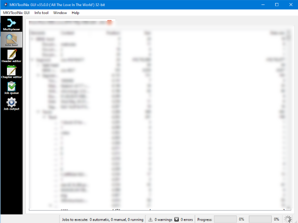 modifier des fichiers WebM et MKV