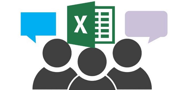 partager un fichier Excel