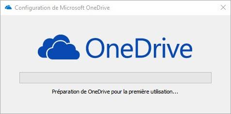 réinstaller OneDrive windows 10