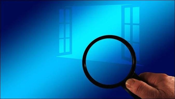 trouver des fichiers dans windows 10